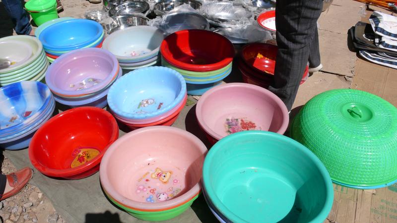 Market at Si Hai Zhen