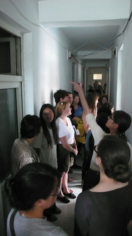 Visiting Madame Yong