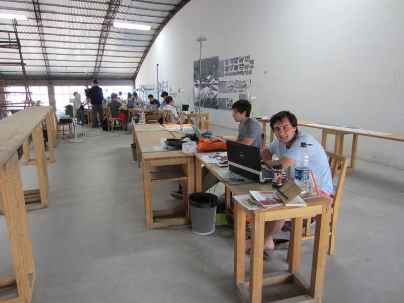 studio at BASE