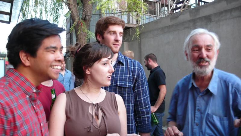 Robert Mangurian + students