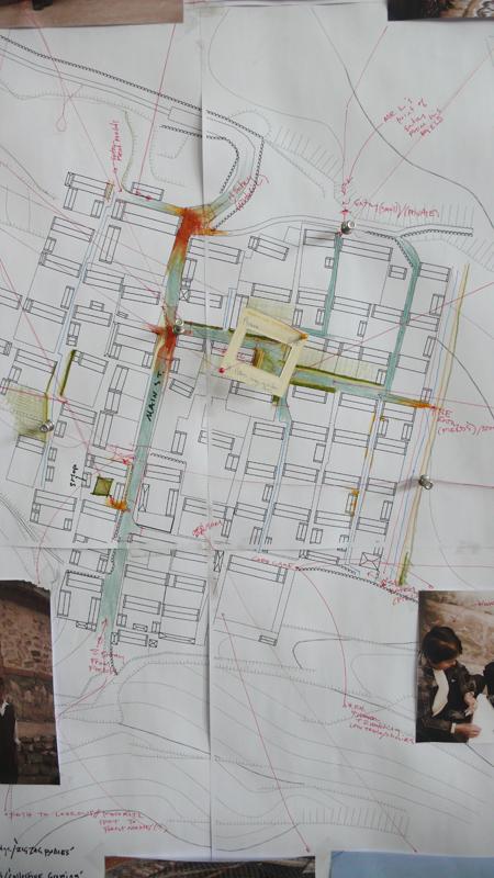 analysis of rural village