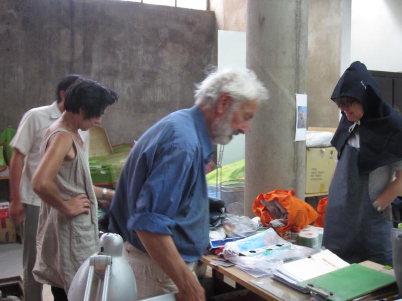 Robert + Mary-Ann at BASE