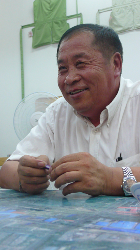 village leader Zhang Geng Qi