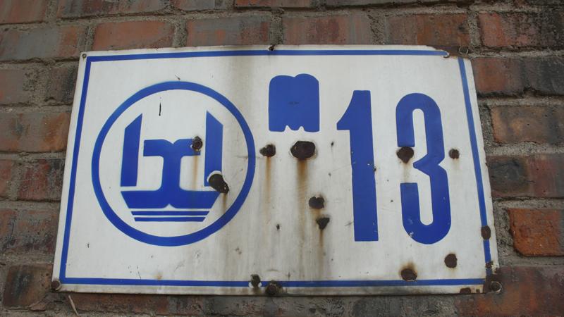 sign at 798