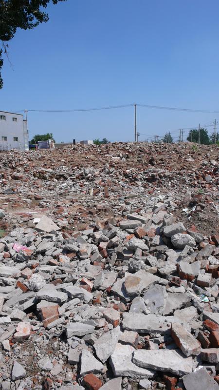 urban village demolition