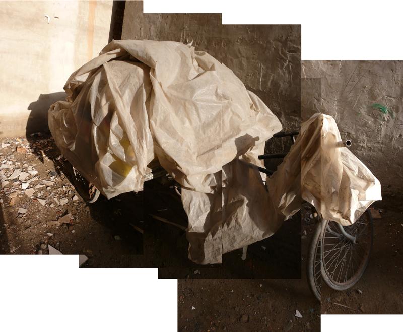 San Lun Che (3-wheel bike)