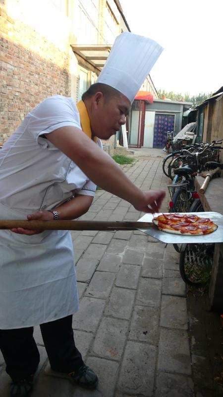 Pizza !